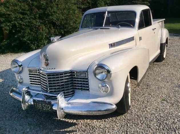 051916 Barn Finds - 1941 Cadillac 60 Special - 1