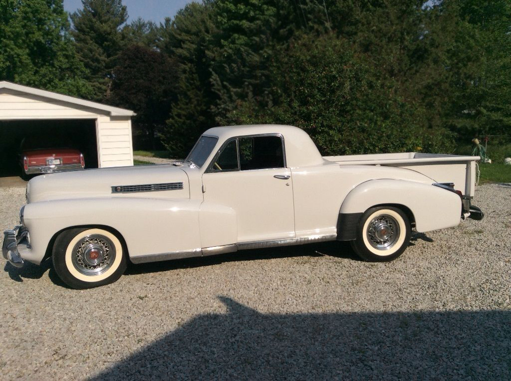 Pampered Pickup 1941 Cadillac Fleetwood 60 Special