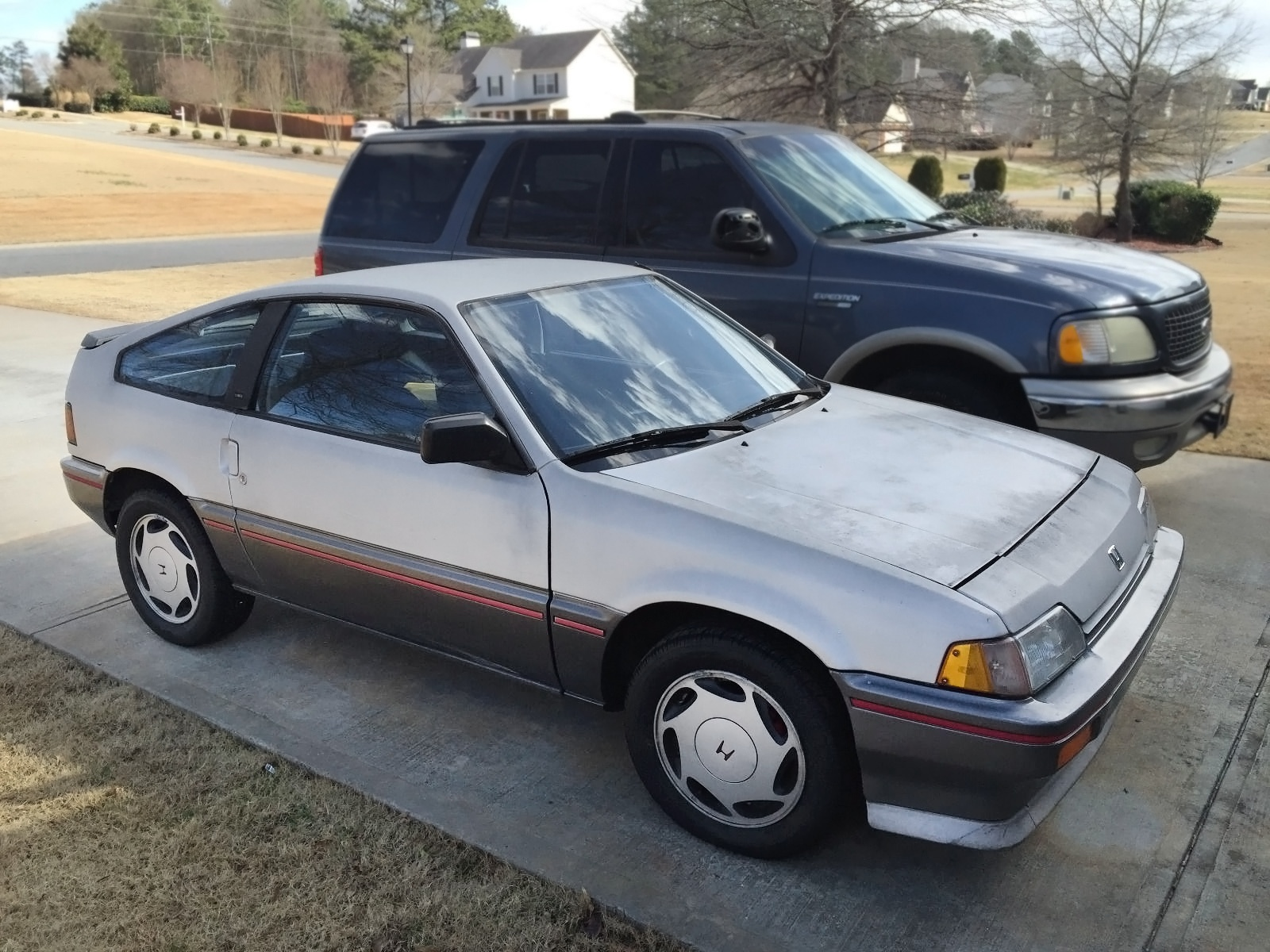 50 Smiles Per Gallon: 1987 Honda CRX HF