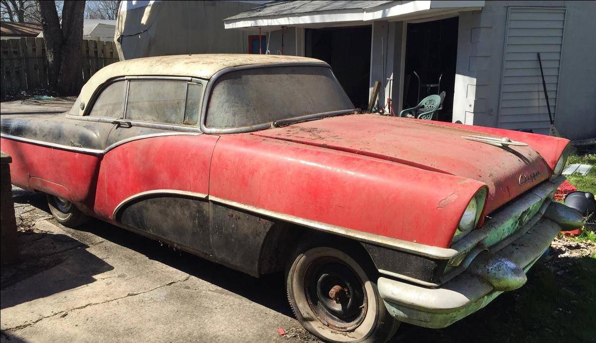 Panama Project 1955 Packard Clipper Super Panama
