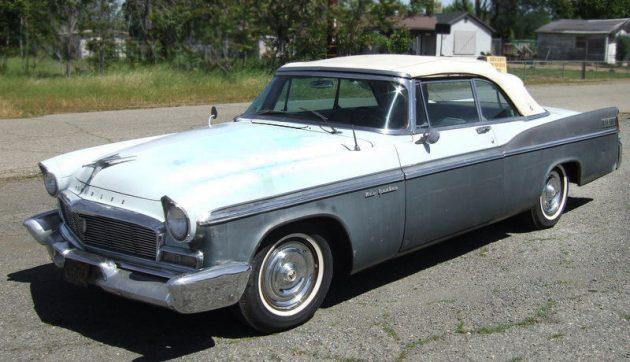 052016 Barn Finds - 1956 Chrysler New Yorker - 1