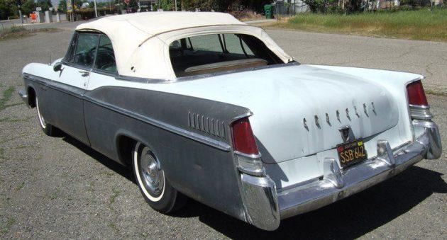 052016 Barn Finds - 1956 Chrysler New Yorker - 2