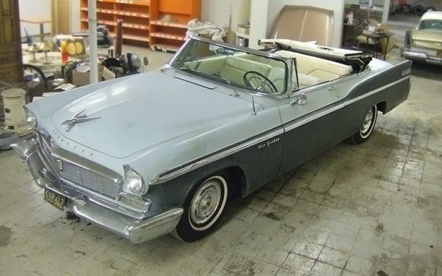 052016 Barn Finds - 1956 Chrysler New Yorker - 3