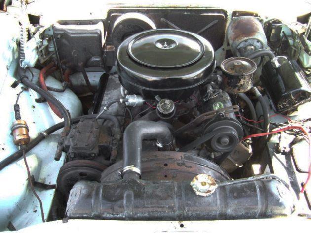 052016 Barn Finds - 1956 Chrysler New Yorker - 5