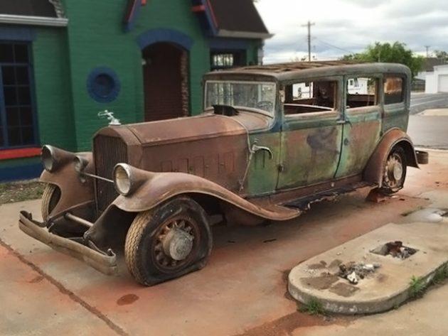 Entry-Level Luxury: 1931 Pierce-Arrow Model 43
