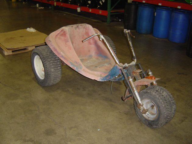 052316 Barn Finds - 1970s Allsport Tri-Sport - 2