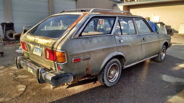 052316 Barn Finds - 1974 Mazda RX-4 Wagon - 2