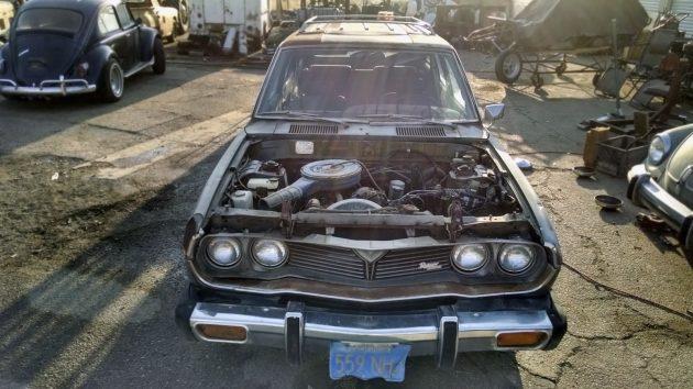 052316 Barn Finds - 1974 Mazda RX-4 Wagon - 5