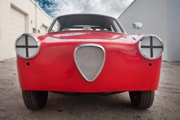 That's The Way It Is: 1958 Goggomobil TS400 Race Car