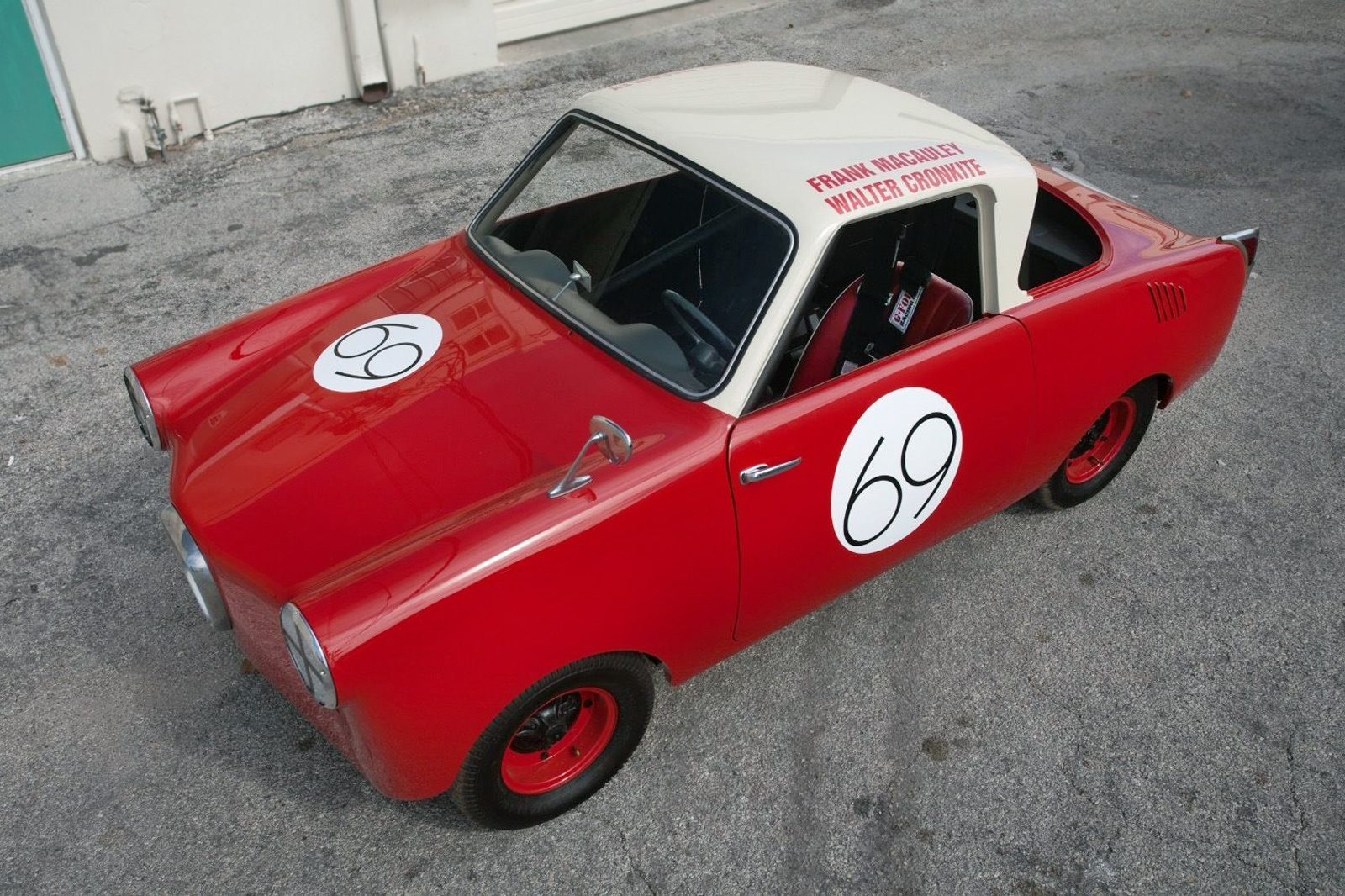 Thats The Way It Is 1958 Goggomobil TS400 Race Car