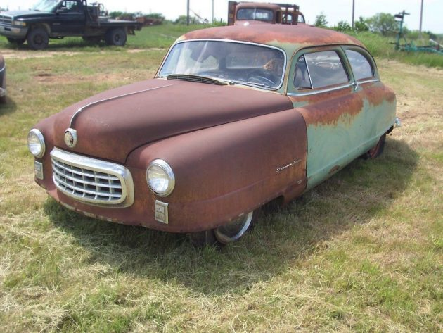 052516 Barn Finds - 1950 Nash Rambler - 2