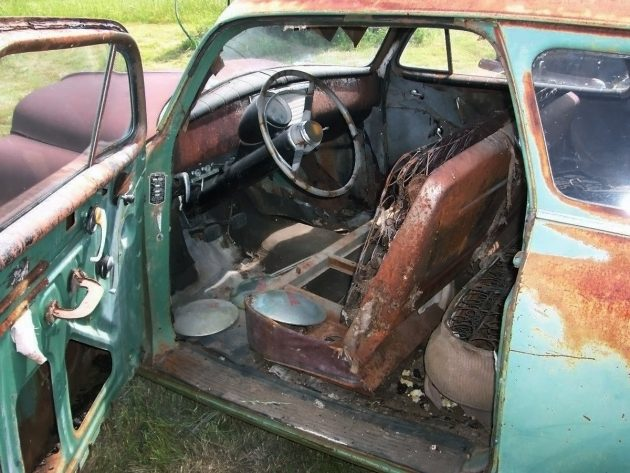 052516 Barn Finds - 1950 Nash Rambler - 4