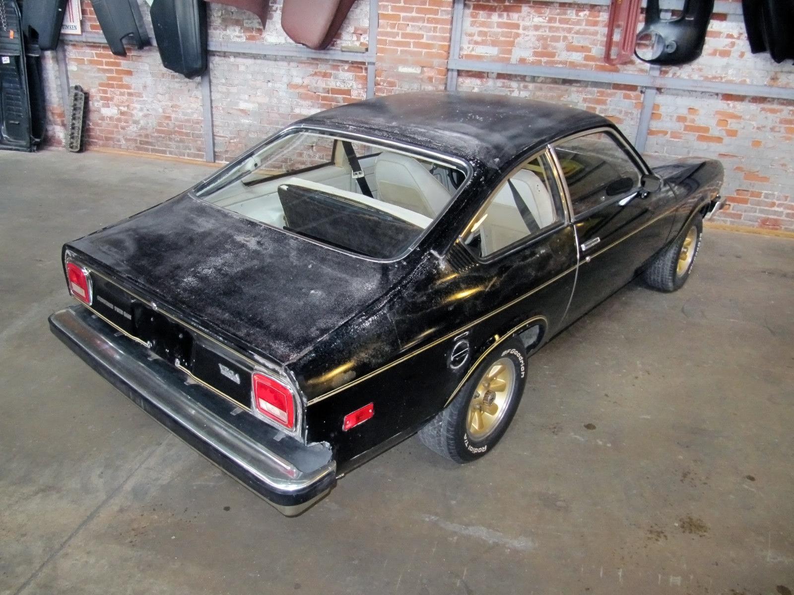 1975 Corvette Specs >> Carbed Cosworth: 1975 Chevrolet Cosworth Vega