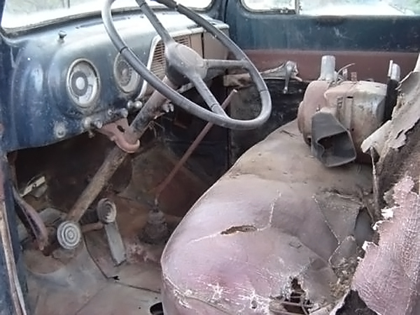052716 Barn Finds - 195 Ford F1 Pickup - 4
