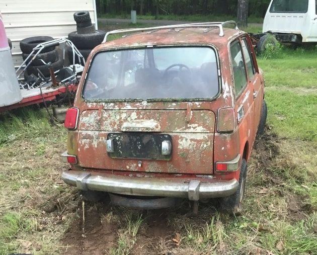 052716 Barn Finds - 1971 Honda 600 - 2