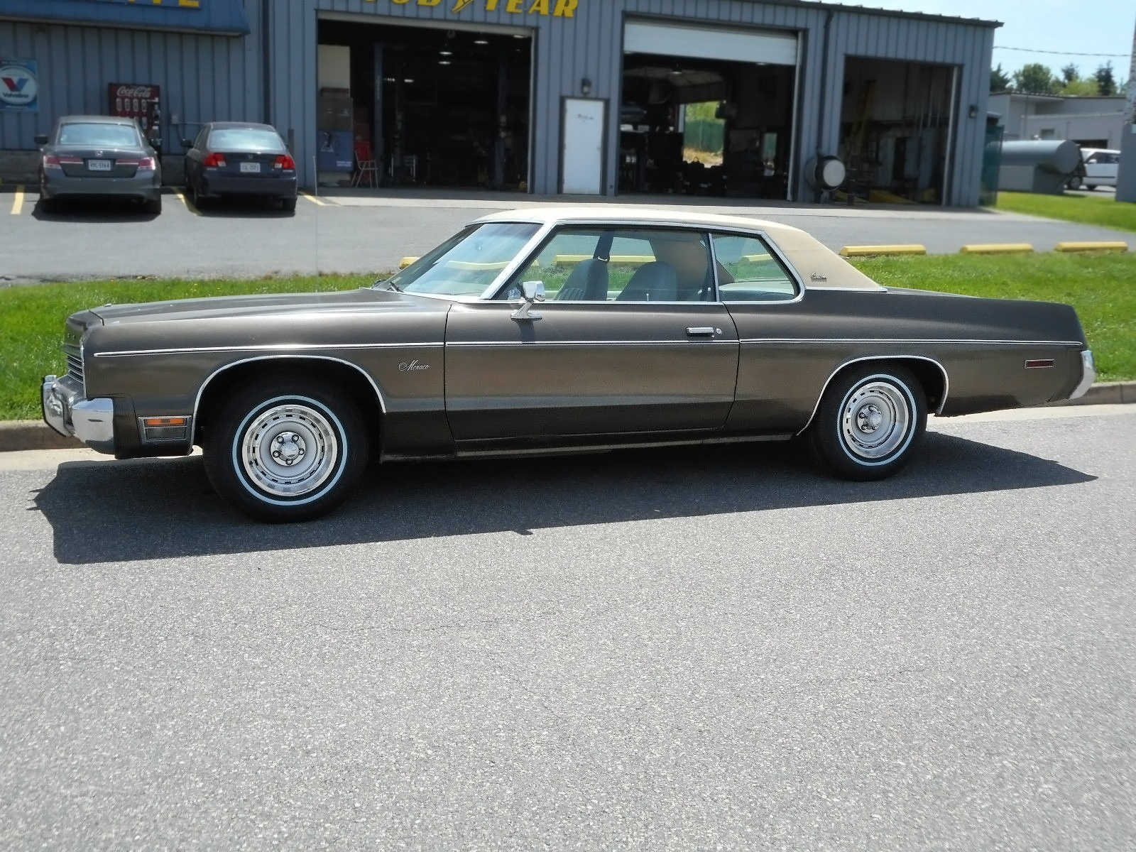 Car Sale By Owner >> Robert E. Lee's Car: 1974 Dodge Monaco Custom