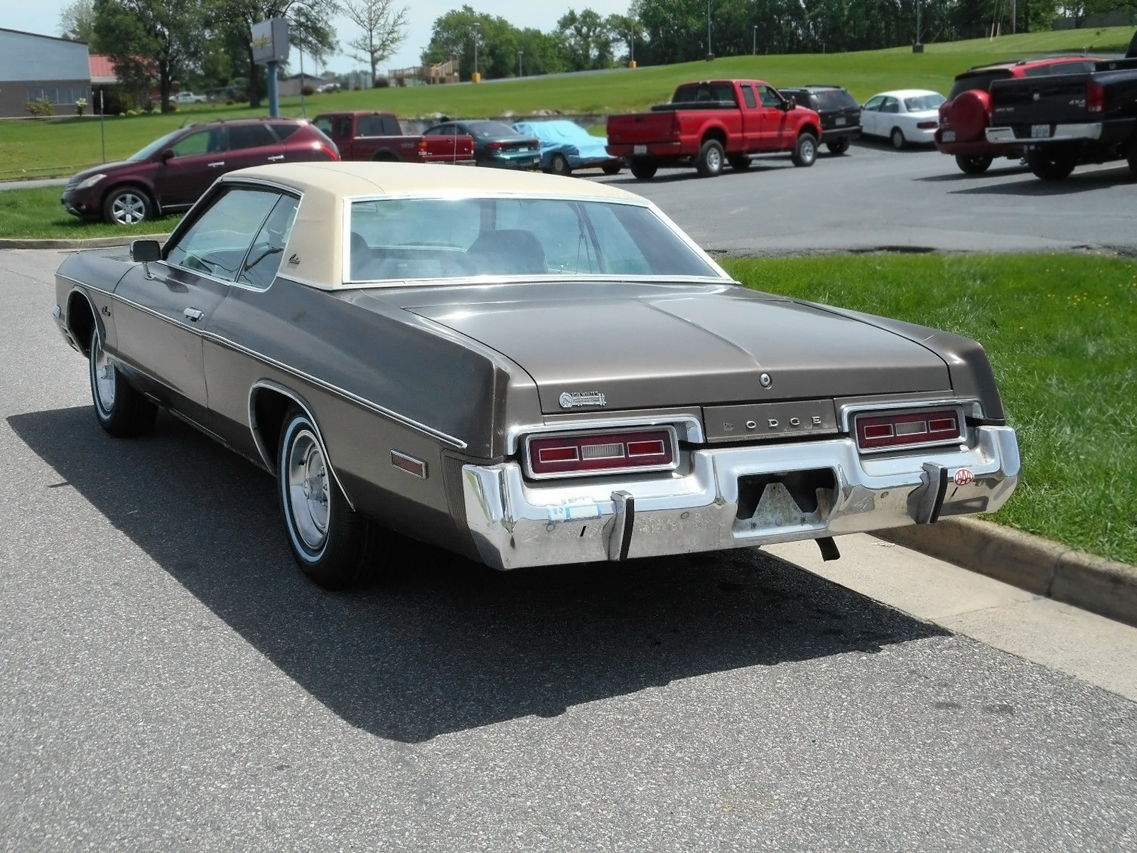 Robert E Lee S Car 1974 Dodge Monaco Custom