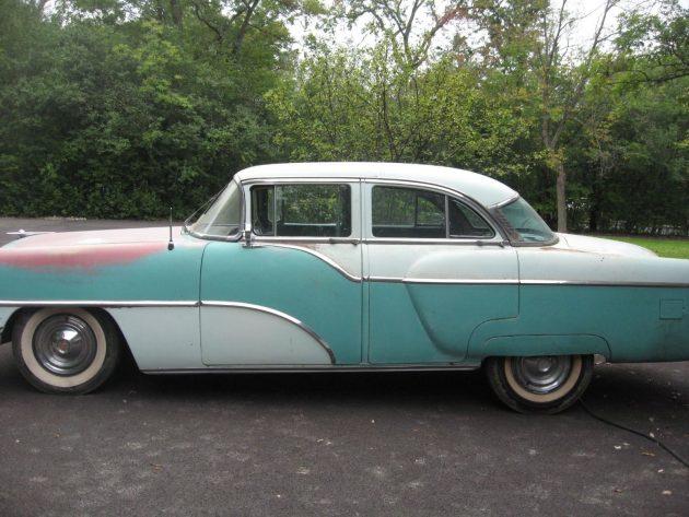 053116 Barn Finds - 1955 Packard Clipper Custom - 5