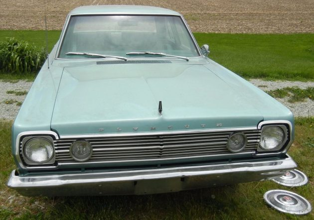 053116 Barn Finds - 1966 Plymouth Belvedere II - 2
