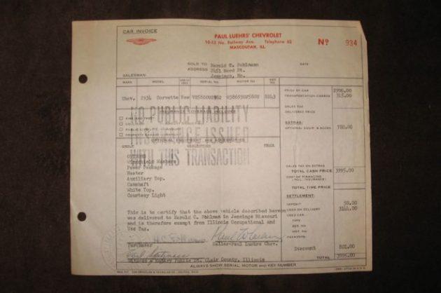 10-1956-corvette-notarized-invoice