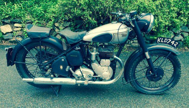 1948 BSA M21