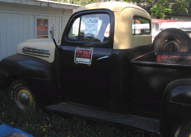 1951 Ford RHD Truck