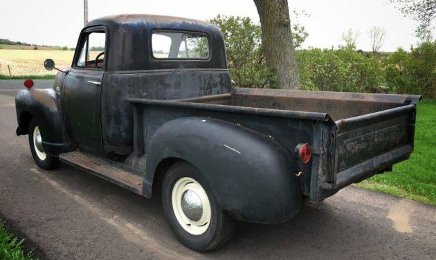 1952 Chevrolet 3100 Half Ton
