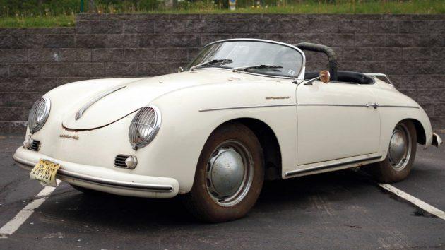 1957 Porsche 356 Super 1600 Speedster