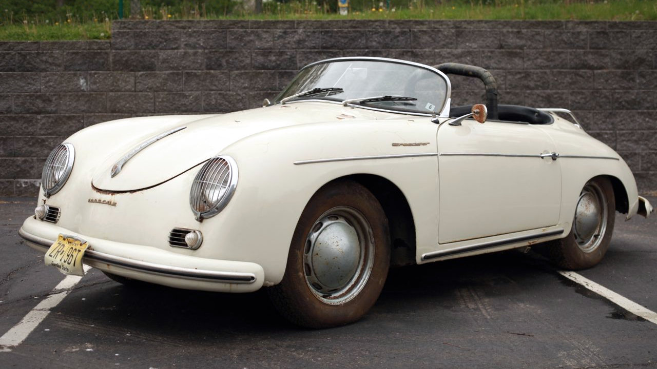 Super Project 1957 Porsche 356 Speedster