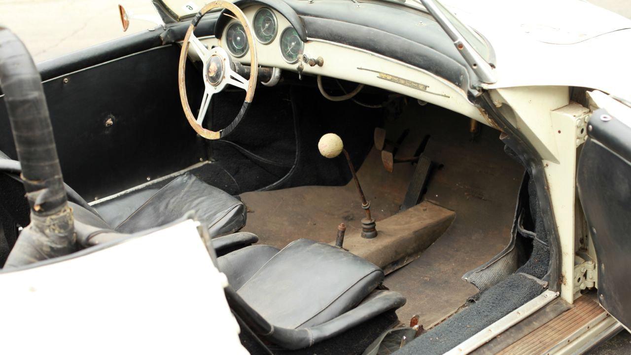 Super Project 1957 Porsche 356 Speedster