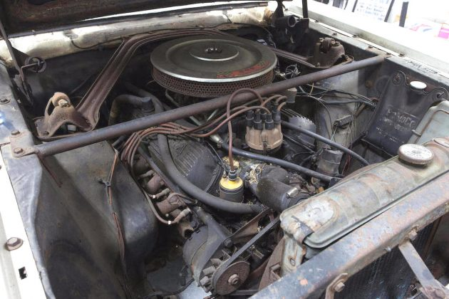 1966 Shelby GT 350 Engine