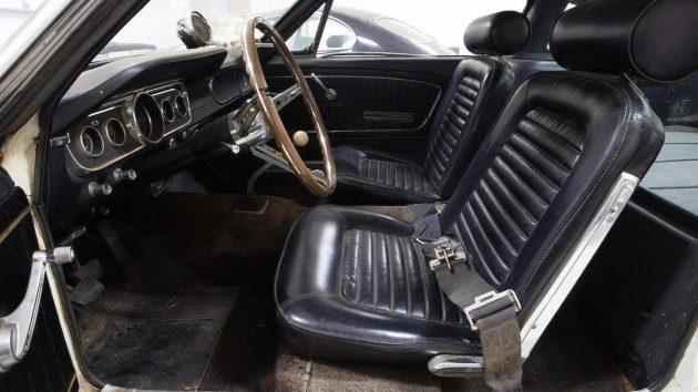 1966 Shelby GT 350 Interior