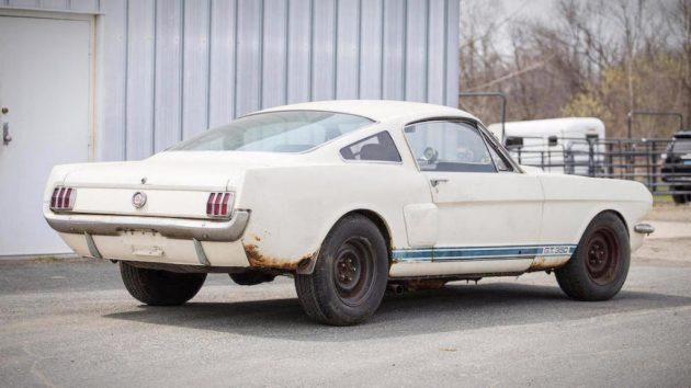 1966 Shelby GT 350 Survivor