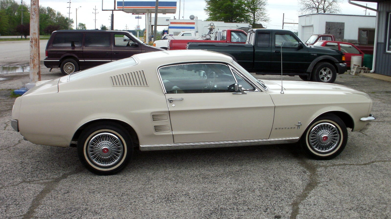 Mustang Car For Sale