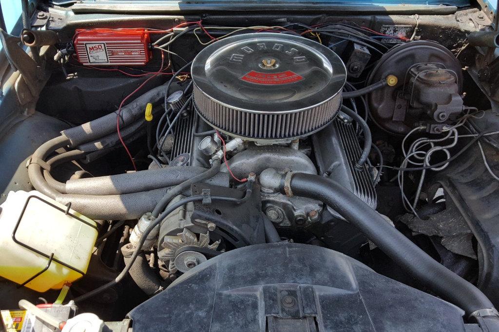 383 Stroker 1969 Camaro Z 28