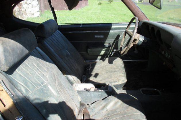 1969 Pontiac GTO Interior