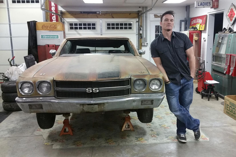 Chevelle Ss >> Barn Find Story: 1970 Chevelle SS396 L78