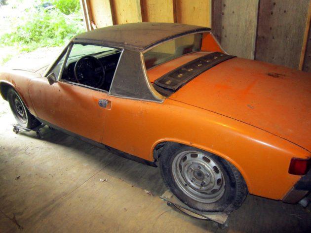 1970 Porsche 914-6 Project