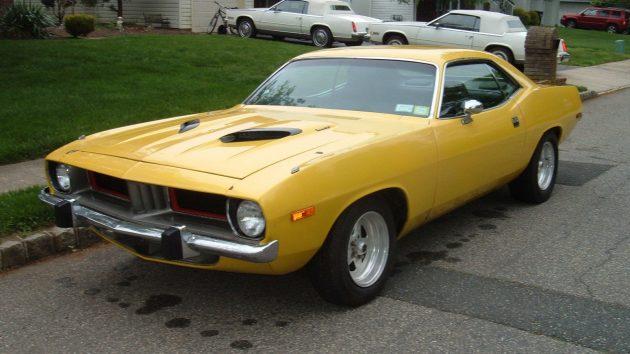 Special Driver: 1973 Barracuda 340
