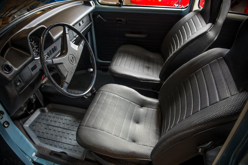 56 mile 1974 volkswagen beetle. Black Bedroom Furniture Sets. Home Design Ideas