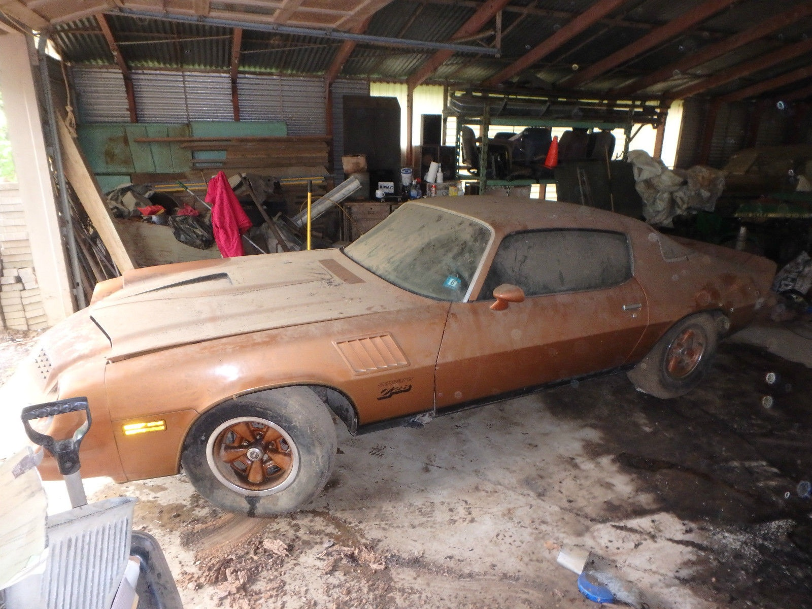 Soggy 1978 Camaro Z 28