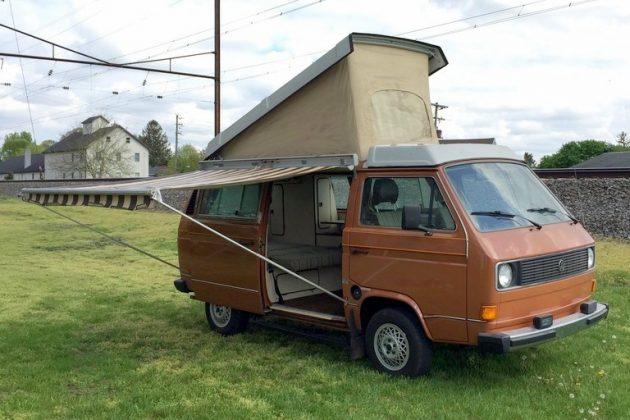 1982 VW Campnobile