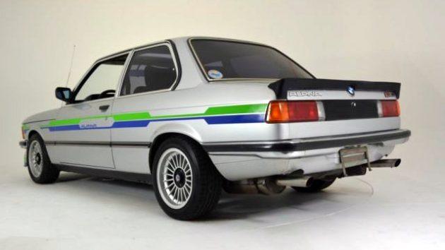 1986 Alpina C1 2.3