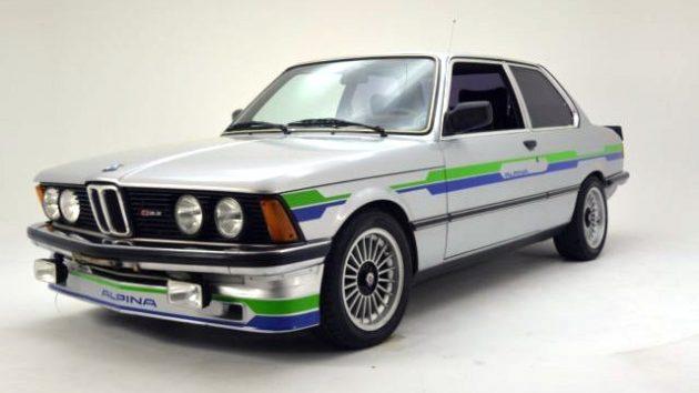 1986 BMW Alpina C1 2.3