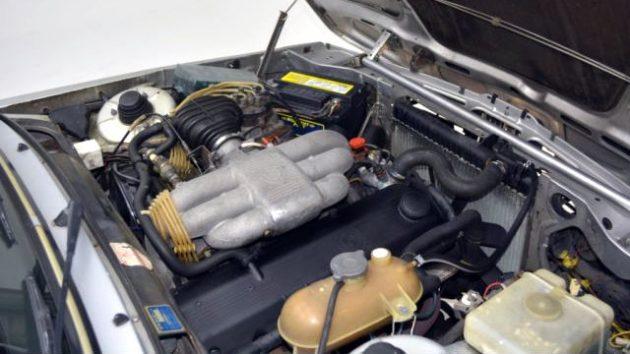 1986 BMW Alpina C1 2.3 Engine