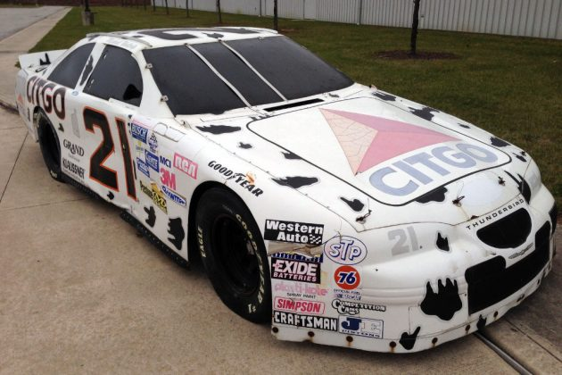 Long Lost Top Dog: 1997 CITGO Car