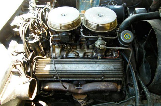 2-1956-corvette-engine-bay