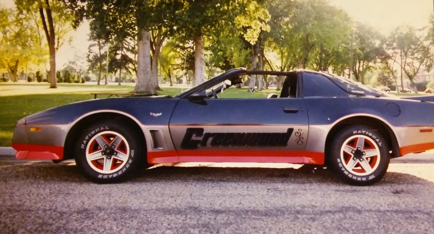 Faked by Flares: 1983 Trans Am Greenwood Edition
