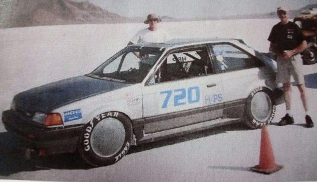 177 on the Flats: 1988 Mazda 323 GTX