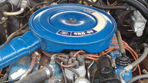 460-4V Engine